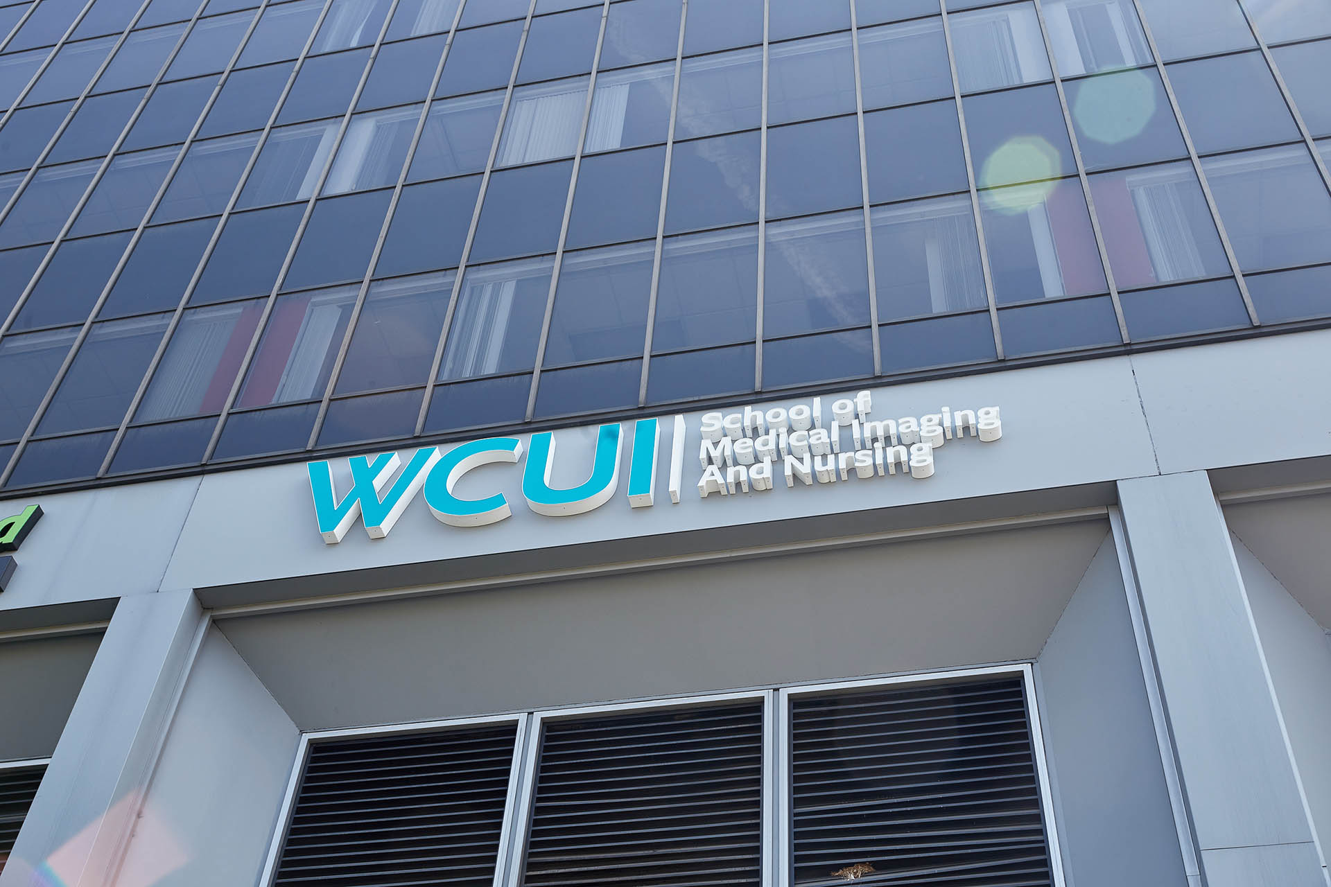 WCUI Los Angeles Campus