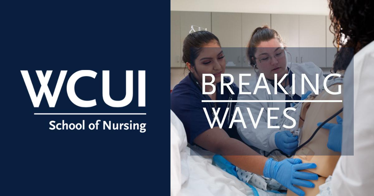 WCUI Breaking Waves Image Header